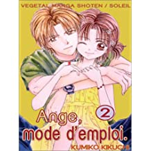 ANGE MODE D'EMPLOI T02 : L'AMOUR MONSTRE...