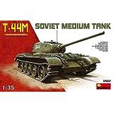 MINIART MIN37002 T-44M SOVIET MEDIUM TANK KIT 1:35 MODELLINO MODEL