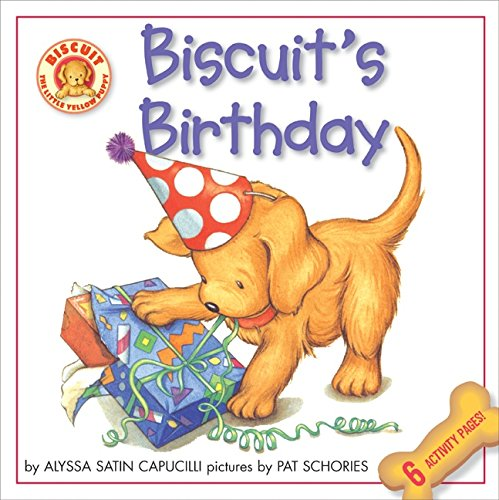Biscuits Birthday