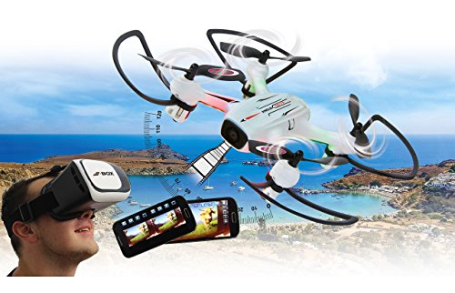Jamara - Angle 120 Altitude HD Wifi VR - Radiocommandé, 422029