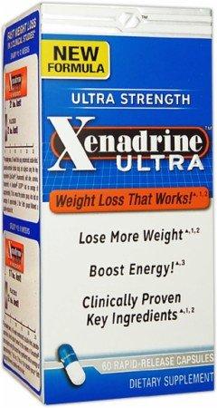 Cytogenix Résultats Xenadrine, 60 casquettes