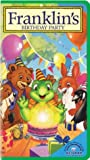 Franklins Birthday Party [VHS]