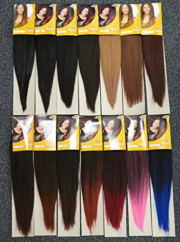 Short Braid NY Braid 4 Packs PICTURE product image