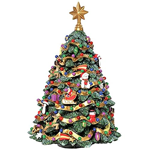 animated christmas decorations amazoncom - Motorized Christmas Decorations
