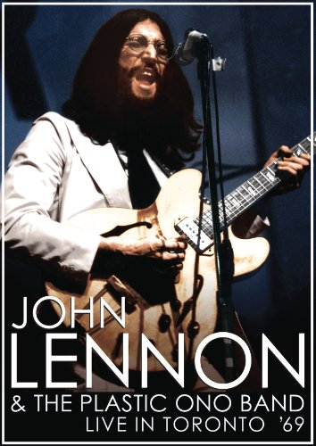 DVD : John Lennon - John Lennon & the Plastic Ono Band: Live in Toronto '69 (DVD)