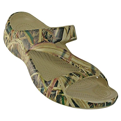 DAWGS USA Women's Mossy Oak Z Sandal, Sg Blades, 6 M US from DAWGS