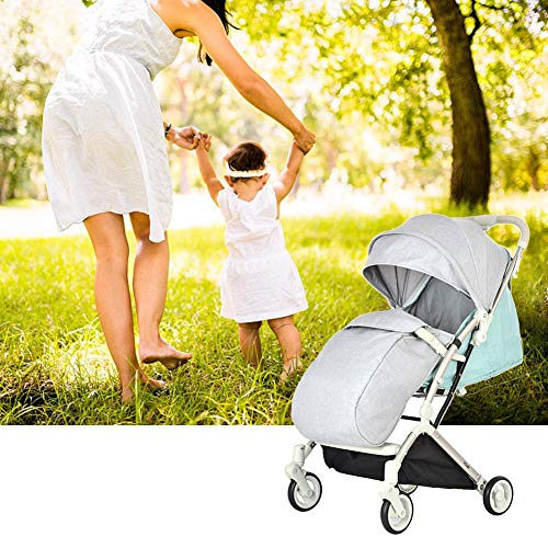 Ladeyi Stroller Accessories pushcart Thickened Foot Cover Baby Foot Cover Baby Stroller Wind-Proof Foot Cover Mother and Baby Products by Ladeyi (Image #7)