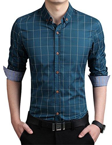 dress shirts tailored fit - 8