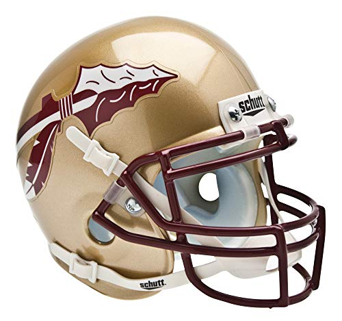 (NCAA Florida State Collectible Mini Football Helmet)