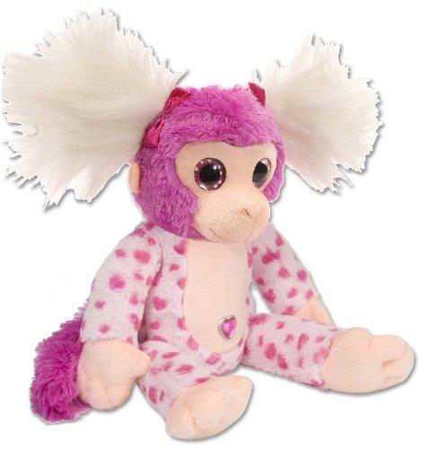 (Wild Republic Sweet and Sassy Pink Monkey)
