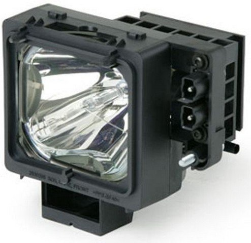 KDF-55WF655 Sony DLP TV Lamp Replacement. Lamp Assembly with High Quality Original Osram P-VIP Bulb Inside