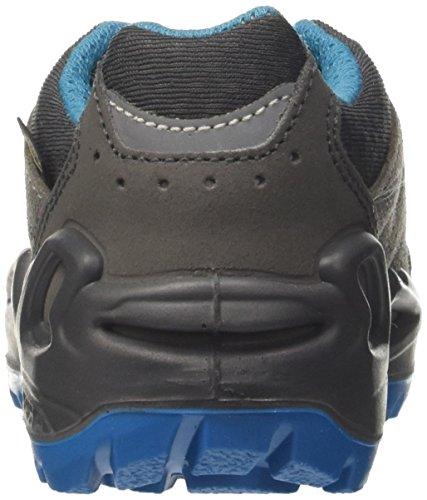 Türkis Lowa Mixte Gris 9069 Lo Hautes Enfant Grau Chaussures de Diego Randonnée GTX qfScqFPRa