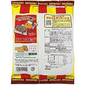 Masuya Japan Onigiri Rice Crackers Otafuku Sauce taste 95g x 12 bags