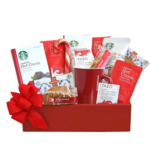 California Delicious Starbucks Holiday Gift Box