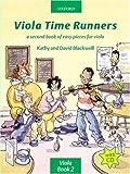 Viola Time Runners +CD - Alto
