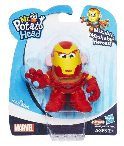 Spider Man Mr Potato Head (Mr. Potato Head Iron Man - Mixable, Mashable Heroes)