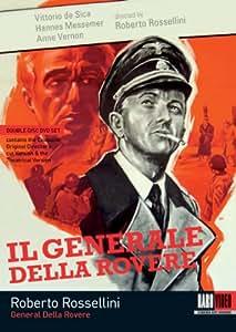 Il General Della Rovere: Raro Video Remastered Edition [Blu-ray]