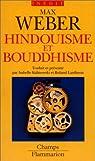 Hindouisme et bouddhisme par Weber