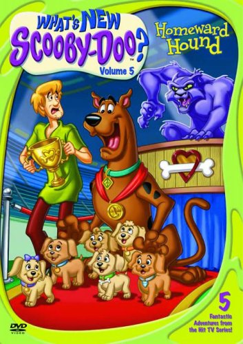 What's New Scooby-Doo: Homeward Hound