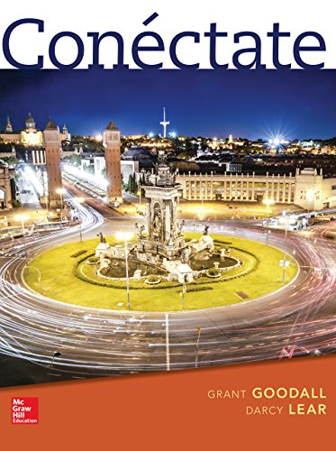 Conéctate: Introductory Spanish Pdf