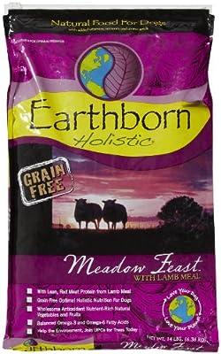 Earthborn Holistic Meadow Feast Dog Food, Natural Flavour