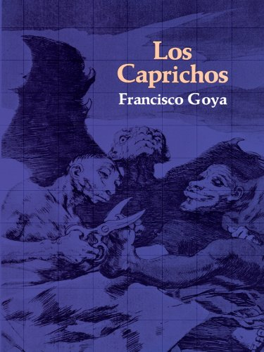 After a serious illness in 1792, Goya spent five years recuperating and preparing himself for the burst of creativity that was to follow. He read deeply in the French revolutionary philosophers. From Rousseau he evolved the idea that imagination divo...
