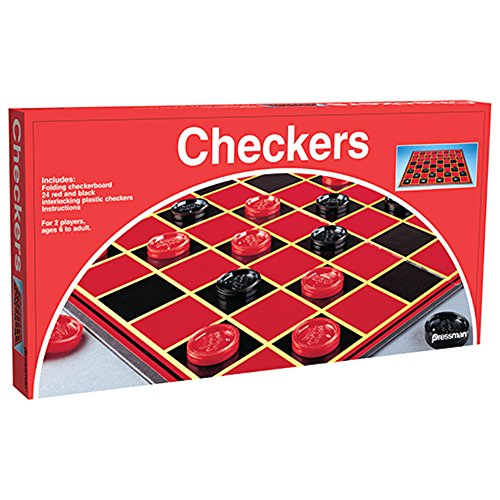 Checkers Board - Continuum Games Checkers, One Size