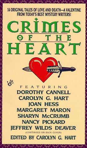 Crimes Heart Carolyn Hart product image