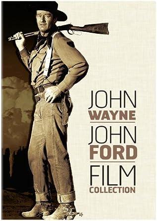 Amazon.co.jp | John Wayne: John Ford Film Collection (The ...