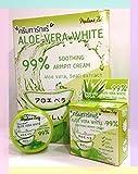Cream Armpit Elbow Knee Whitening Smooth Lightening Underarm Aloe Vera 99% 5 Gram Within 7 Days