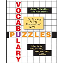 Vocabulary Puzzles: The Fun Way to Ace Standardized Tests