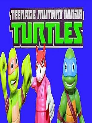 Teenage Mutant Ninja Turtles Michael Mickey Wants Pizza Half Shell Heros TMNT Episode Parody