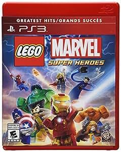 Lego Marvel: Super Heroes  - PlayStation 3 - Estándar Edition