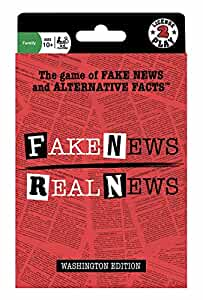 Fake News/Real News Card Game
