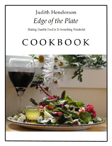 Edge Of The Plate: Making Humble Food Into Something (Edge Service Plate)