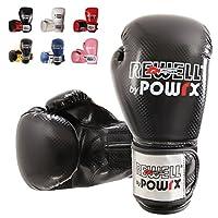 Trainings-Boxhandschuhe aus Kunstleder in verschiedenen Größen und Farben 8,...