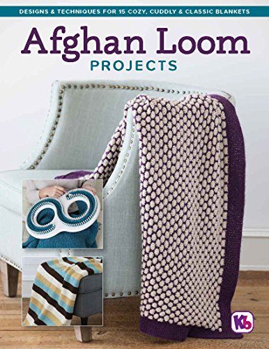 Review Afghan Loom Projects: Designs