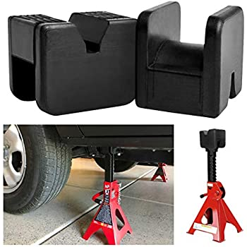 Single Jack Stand Pad Universal for Y Shape Jack Stand Car Truck SUV