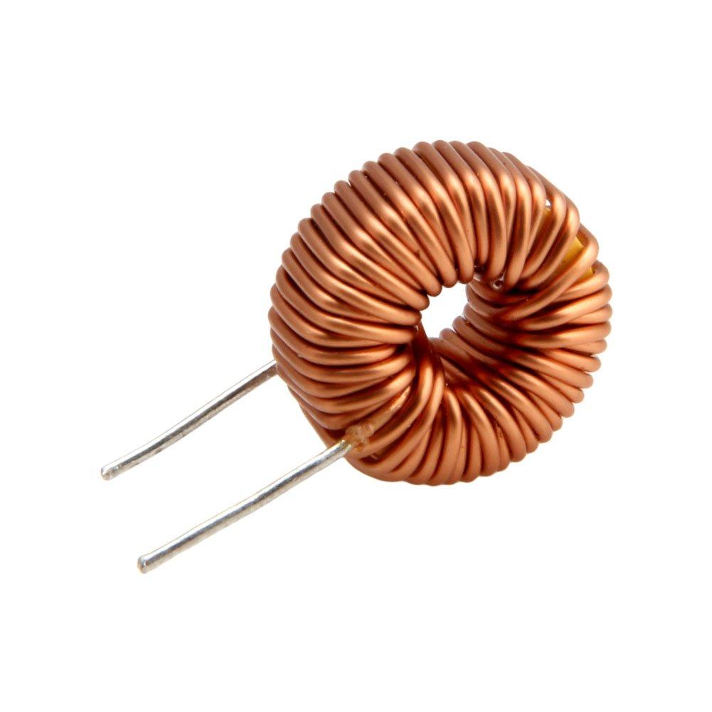 5PCS Toroid Core inducteur fil Wind Wound Bobine 100uH 100 uH 3 A À faire soi-même bonne qualité
