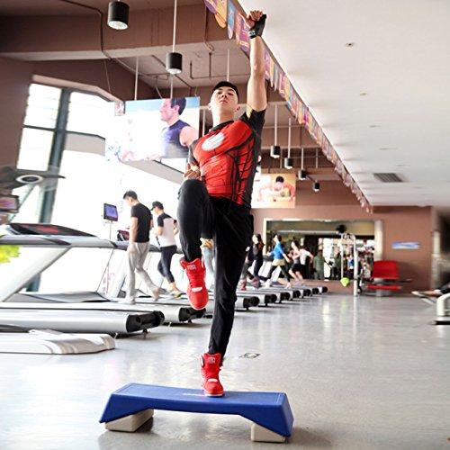 "Sports God 37.5"" Fitness Aerobic Step Adjust 6"""
