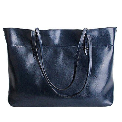 main LF Sac E en 8825A cuir Girl épaule fashion Bleu portés Sac à femme 5Xq5WwfnR