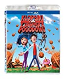 Cloudy with a Chance of Meatballs [Blu-Ray 3D] (English audio. English subtitles)