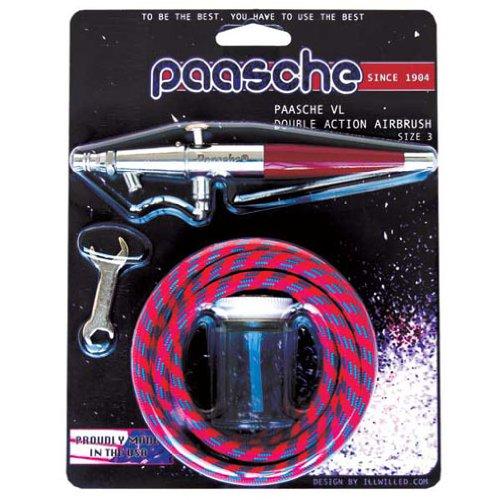 Paasche Airbrush VL CARD Card Size