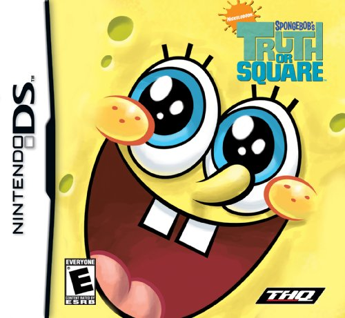 Spongebob Truth Or Square - Nintendo DS