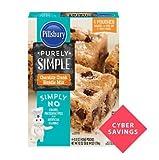 Pillsbury Purely Simple Chocolate Chunk Blondie Mix (15.5 oz. pouches, 4 ct.)