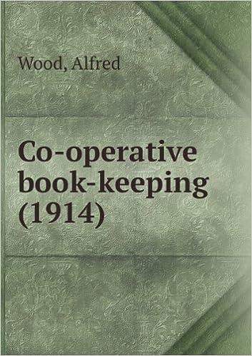 Book Co-operative book-keeping (1914)