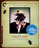 Naked Lunch (The Criterion Collection) [Blu-Ray] [Import]