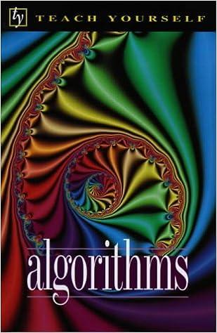 Algorithms (Teach Yourself)