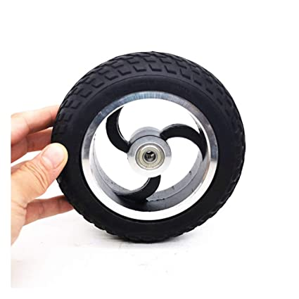 XULONG Neumático de Scooter eléctrico, Rueda Completa ...