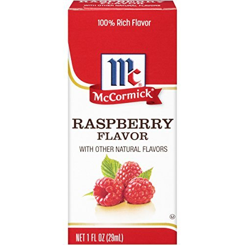 Mccormick Raspberry Extract With Other Natural Flavors  1 Fl Oz